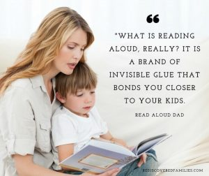 Image result for bonding with children by reading books quotes
